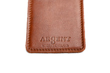Load image into Gallery viewer, Argent Bespoke Handmade Luggage Tag