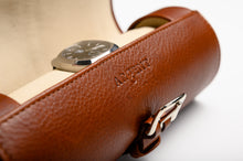 Load image into Gallery viewer, Argent Bespoke Handmade Travel Watch Roll