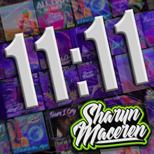"Load image into Gallery viewer, Sharyn Maceren - ""11:11"" (Triple-Disc) CD"