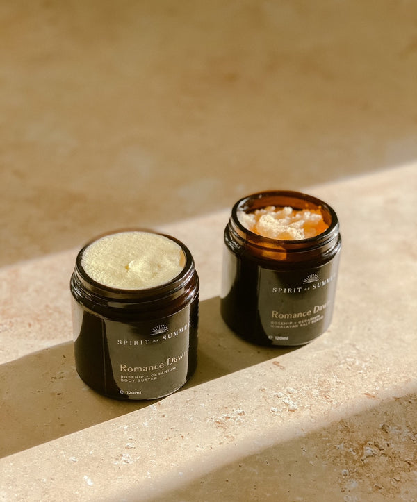 Romance Dawn Salt Scrub