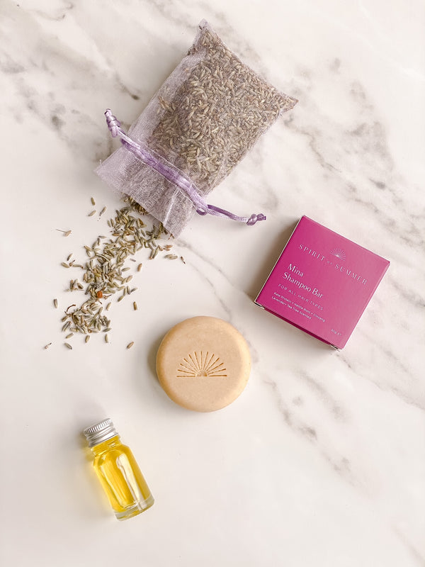 Mina Shampoo Bar | All Hair Types