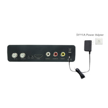 Load image into Gallery viewer, Mediasonic ATSC Digital Converter Box with Recording / Media Player / TV Tuner Function (HW130STB)