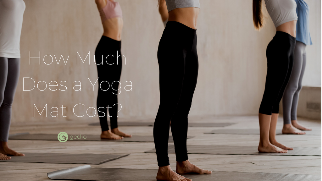 how much do yoga mats cost gecko yoga