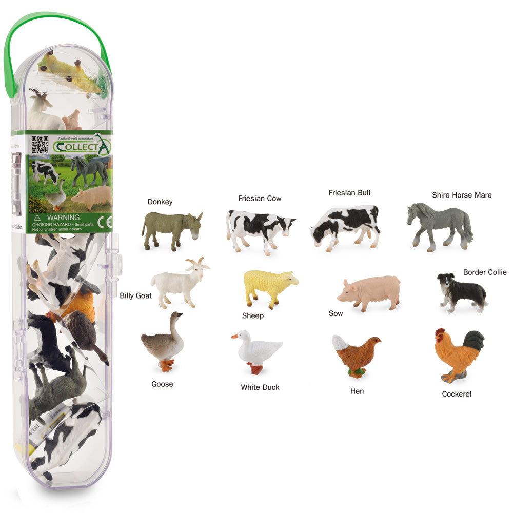 CollectA - Tube of Farm Animals