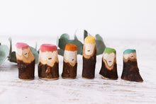 Load image into Gallery viewer, Let Them Play Toys - The Mini Tree People - Earth Rainbow