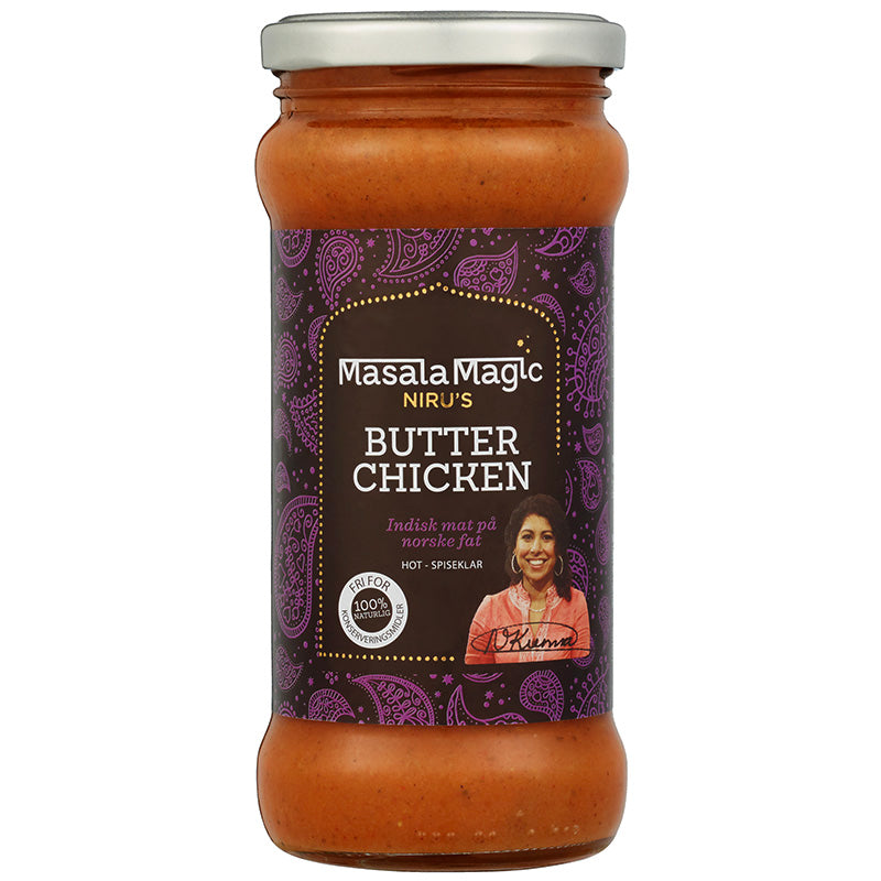 Nirus Butter Chicken Saus 360g