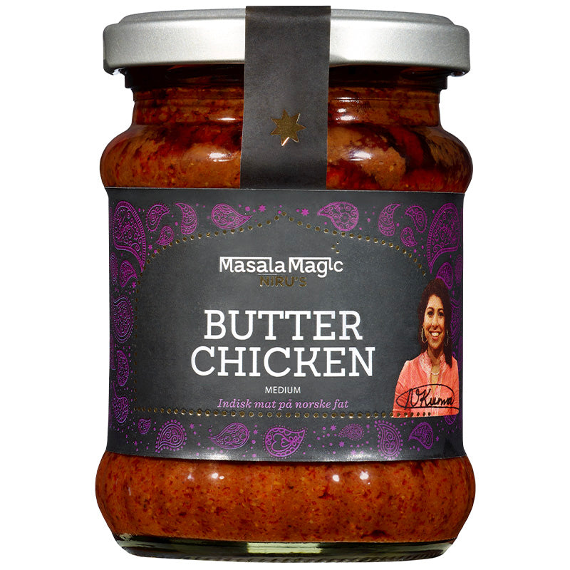 Nirus Butter Chicken Paste 200g