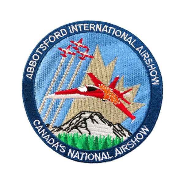 Canada's National Airshow Patch