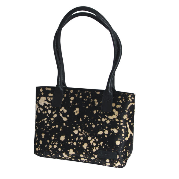 Avenue Hunter Hand Bag Cowhide Classic Print