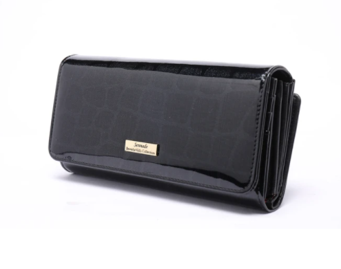 Serenade Beverly Hills Elenor Large Leather Wallet