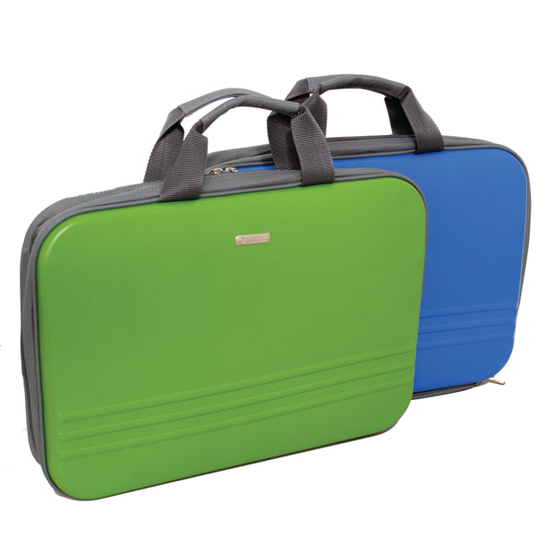 File Laptop Case Green