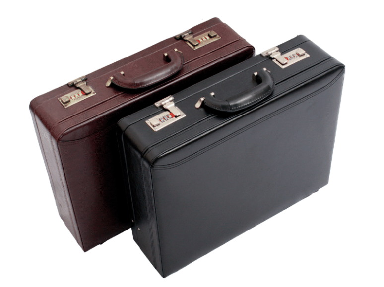Avenue The Executive Leather Business Case Brown
