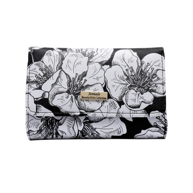 Serenade Beverly Hills Yasmine Medium Leather Wallet