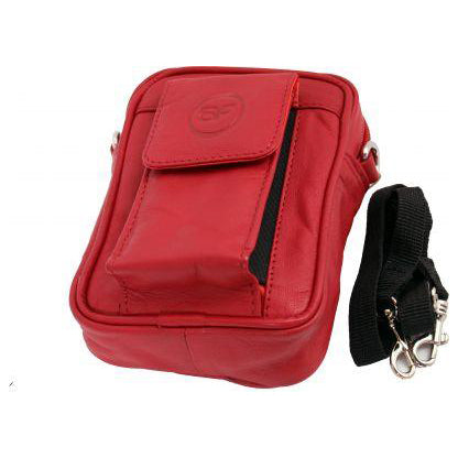 The Mini Bag Red