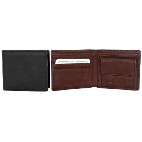 Avenue Mens Leather Wallet The Cadet