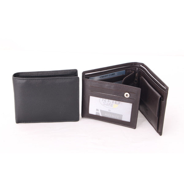 Avenue Mens Leather Wallet The CEO