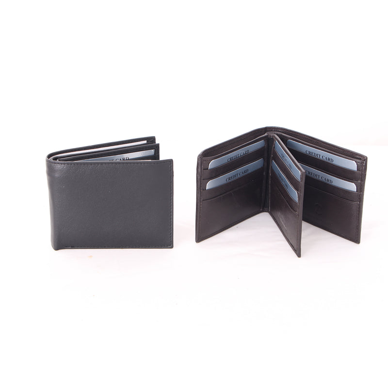 Avenue Men's Leather Wallet The Bushman
