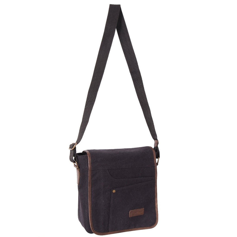 Hunter Canvas The Getaway Bag Black