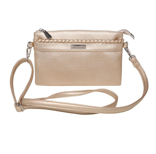 Miss Serenade Poppy Cross Body Bag Gold