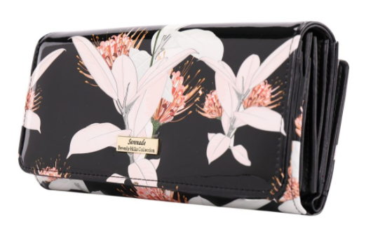 Serenade Beverly Hills Waratah Wallet Large