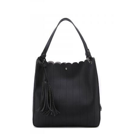 Miss Serenade Lisa Handbag Black