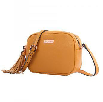 Miss Serenade Breanna Bag Mustard