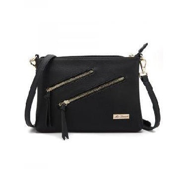 Miss Serenade Mia Crossbody Bag (Brown or Black)