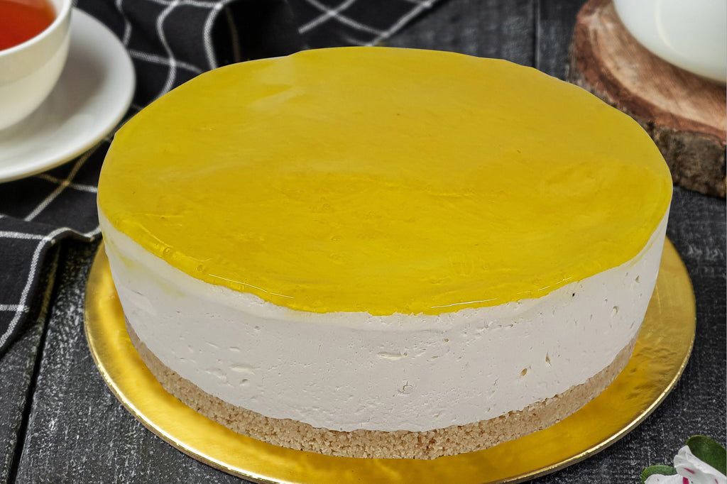LEMON CLASSIC CHEESECAKE