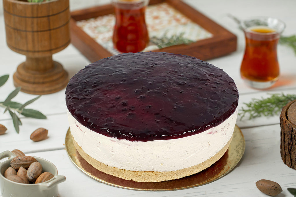BLUEBERRY CLASSIC CHEESECAKE