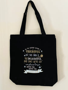 Yarn is so Delightful Tote Bag