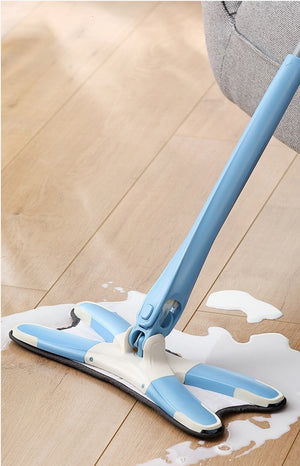 X-type360 Degree Flat Floor Mop