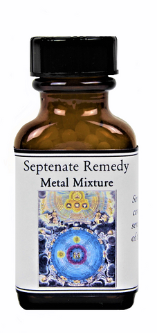 Septenate Remedy ~ Metal Mixture