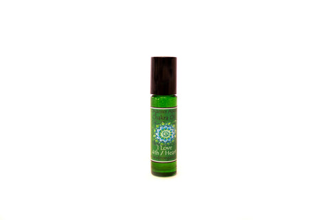 4th Chakra Roll-On Oil