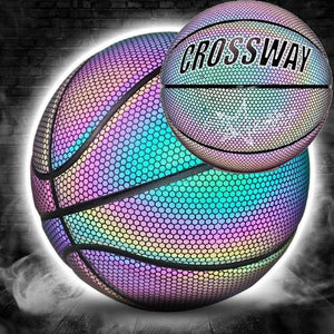 Ballon de Basket Fluorescent