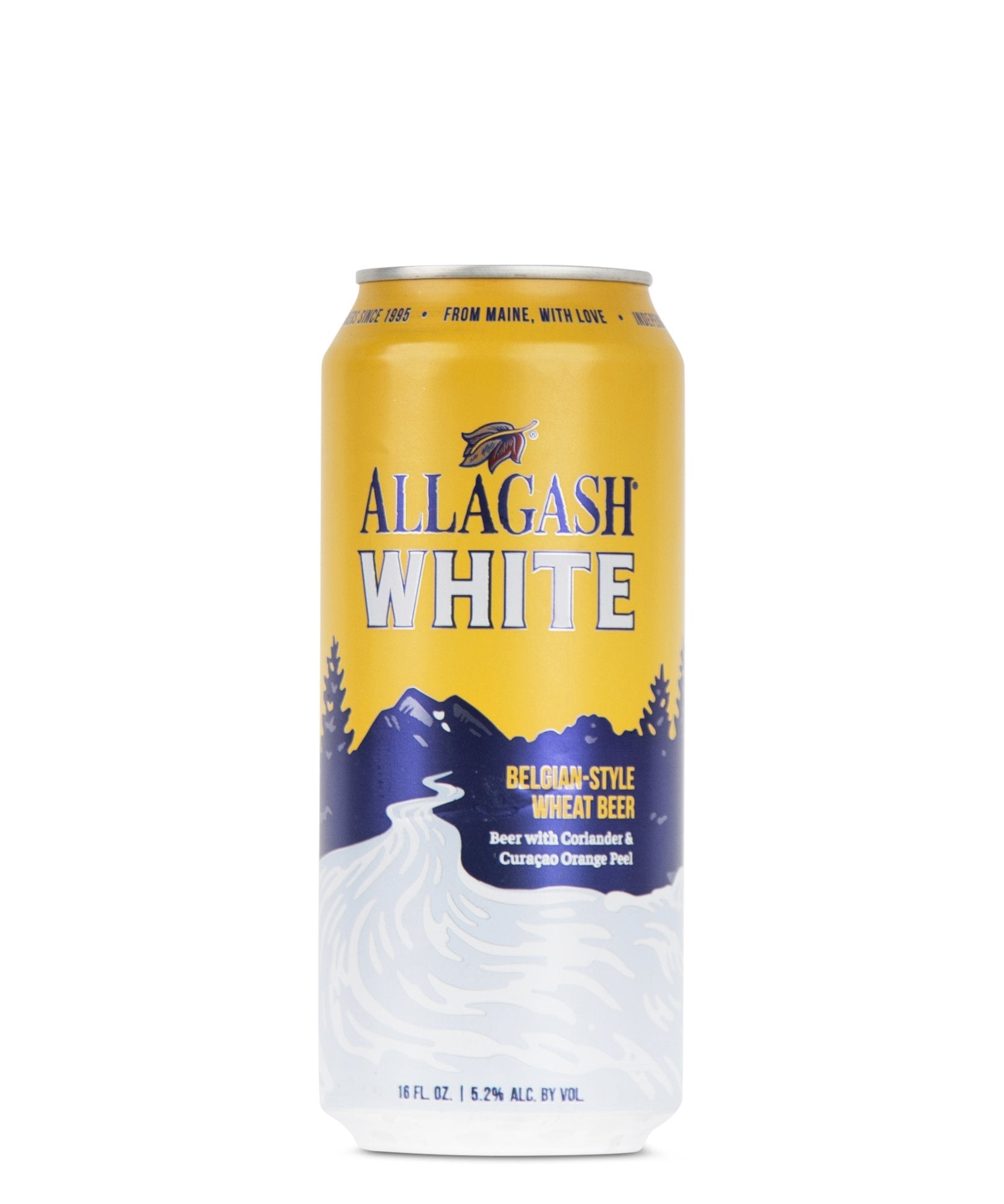 Allagash White - Allagash Brewing Delivered By TapRm