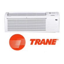 Load image into Gallery viewer, Trane 9K BTU PTAC w/ Electric Heat