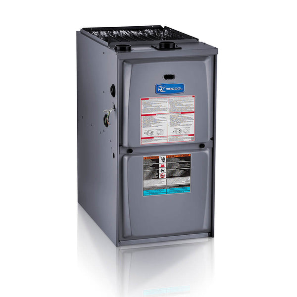 MRCOOL 80% AFUE 5 Ton 90,000 BTU Upflow/Horizontal 5-Speed Gas Furnace