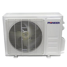 Load image into Gallery viewer, Pioneer Diamante Series 36K BTU 17 SEER 230V Ductless Mini-Split Air Conditioner Heat Pump Full Set w/ 16ft Kit