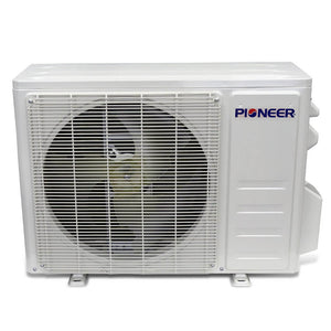 Pioneer Diamante Series 36K BTU 17 SEER 230V Ductless Mini-Split Air Conditioner Heat Pump Full Set w/ 16ft Kit