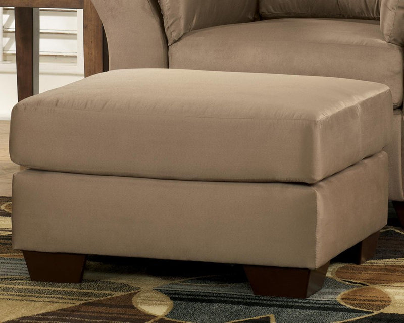 Darcy Signature Design by Ashley Ottoman