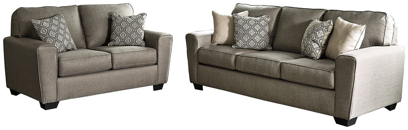 Calicho Benchcraft 2-Piece Living Room Set