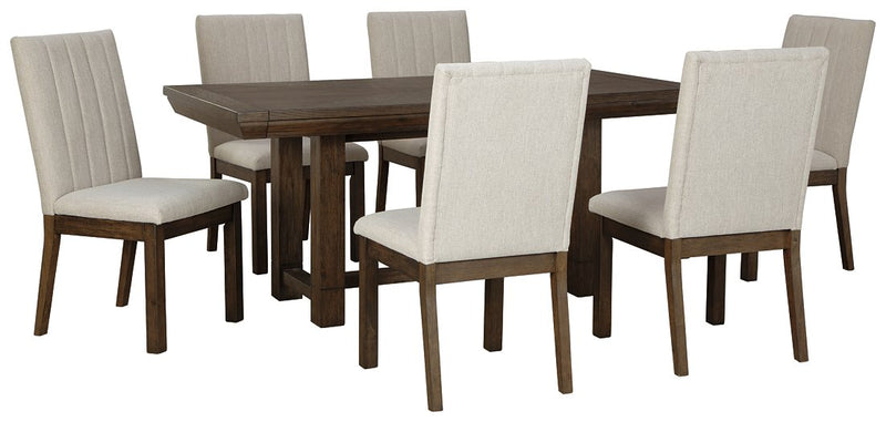 Dellbeck Millennium 7-Piece Dining Room Package