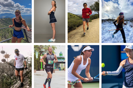 Eight Athletes Share How They've Been Training During Coronavirus