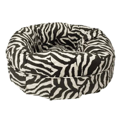 Animals Matter® Animal Print Puff - Zebra
