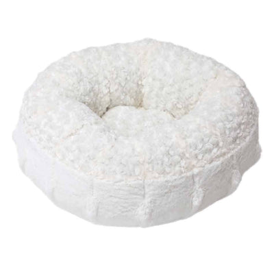 Animals Matter Katie Puff Luxury Dog Bed Winter