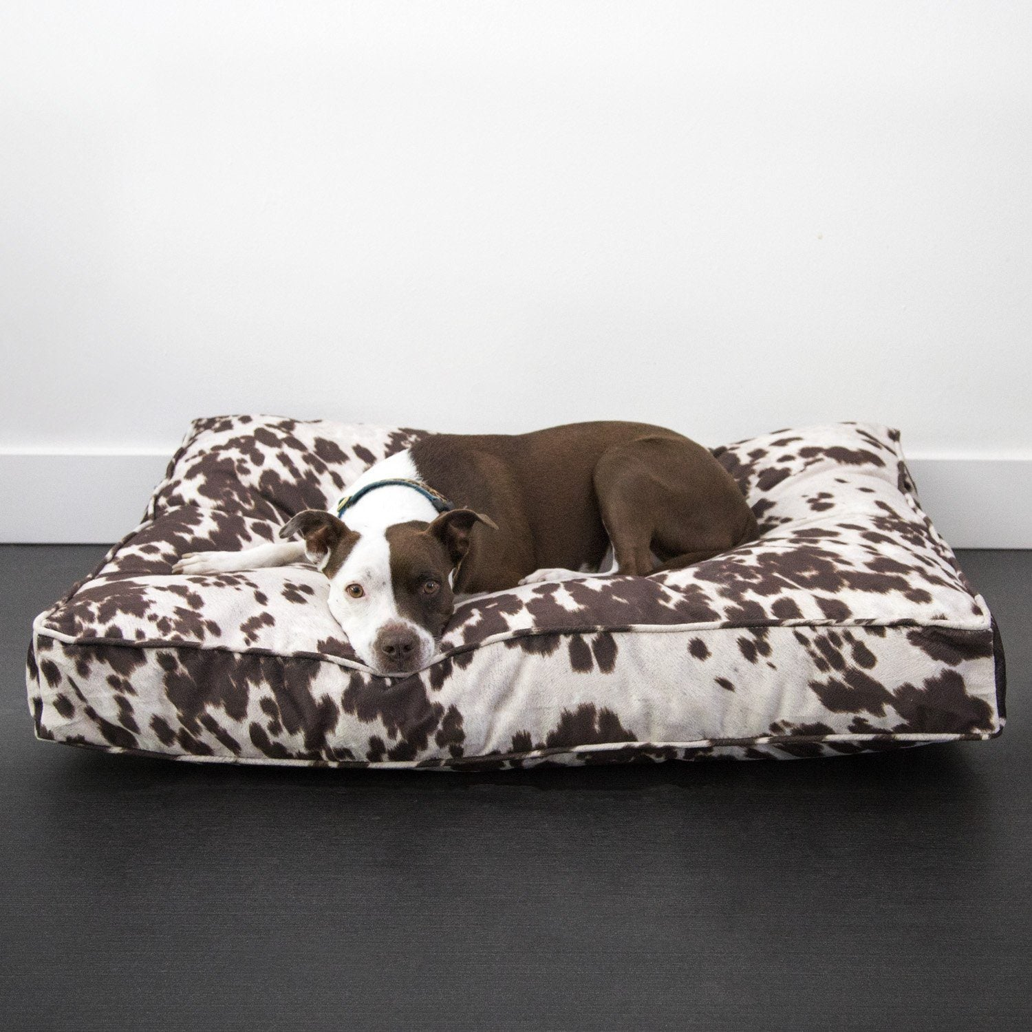 Animals Matter Animal Print Rectangle Bed