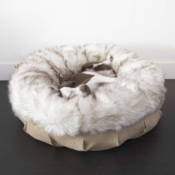 Animals Matter 174 Faux Fur Shag Puff