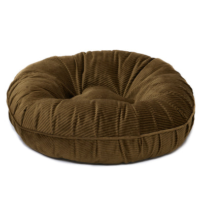 Black Friday L.A. Dog Company® Viva Donut® Pecan Luxury Dog Bed