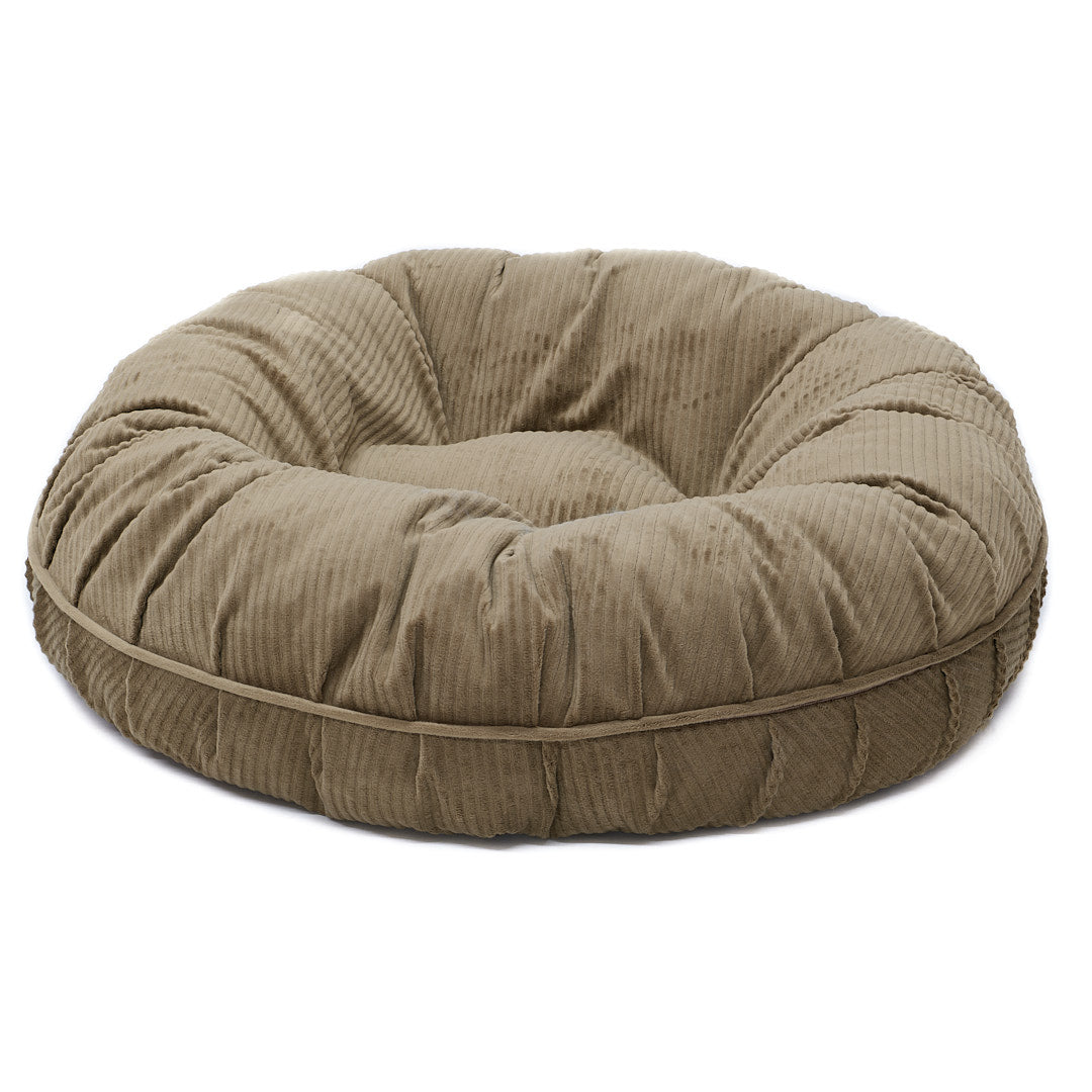 Black Friday L.A. Dog Company® Viva Donut® Camel Luxury Dog Bed
