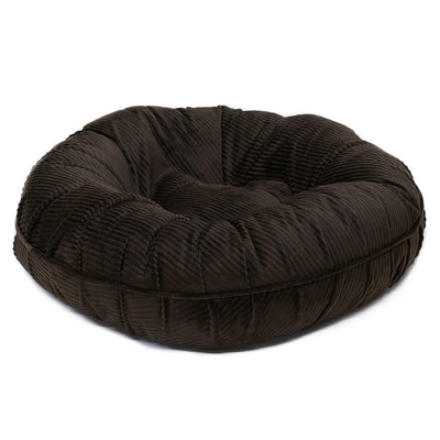 Black Friday L.A. Dog Company® Viva Donut® Espresso Luxury Dog Bed